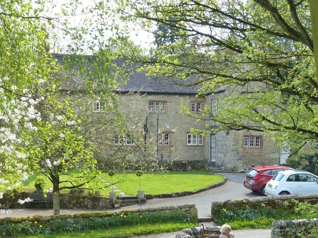 Glebe House, Carsington