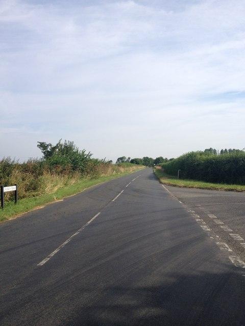 Towards Colmworth