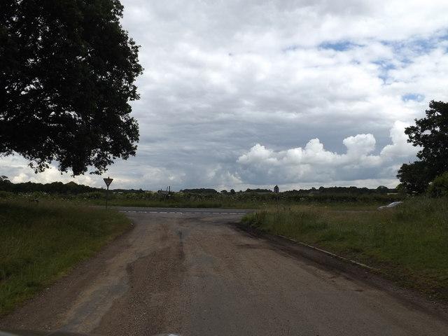 Coleman Green Lane, Waterend