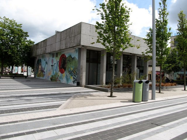 Dundalk's Tourist Information Centre