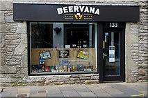 HU4741 : Beervana, Commercial Street, Lerwick by Mike Pennington