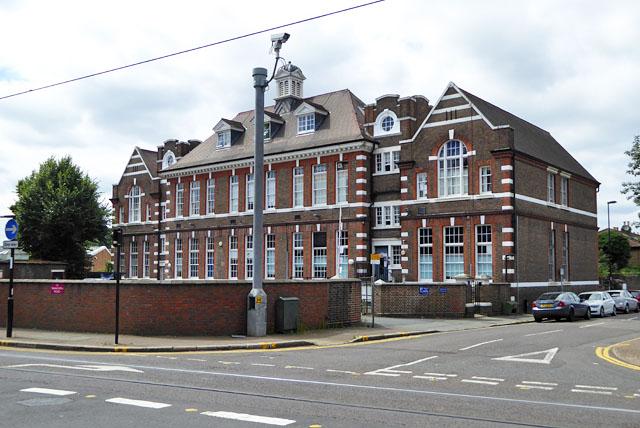 Tamworth Road Resource Centre, Croydon