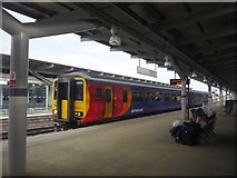 SK3635 : Derby Railway Station by JThomas