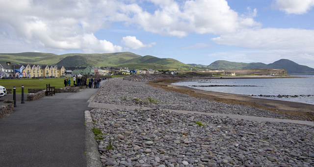 Seafront at Waterville