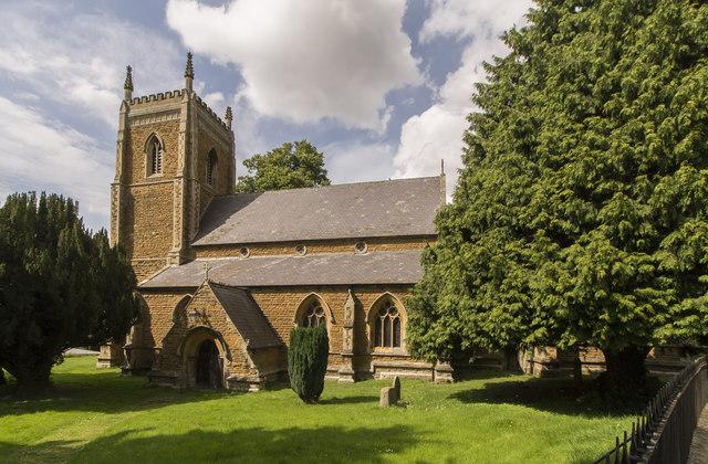 St James's church, Woolsthorpe by Belvoir