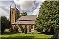 SK8333 : St James's church, Woolsthorpe by Belvoir by J.Hannan-Briggs