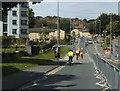 SE3034 : Leeds Skyride 2016 - Oatland Lane by Stephen Craven