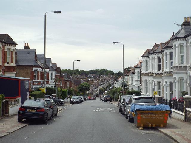 Broomwood Road, near Clapham