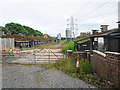 NY4359 : Fairholme Poultry Farm - currently vacant by Rose and Trev Clough