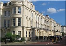 TQ2882 : Park Square East, by Regent's Park by Paul Harrop