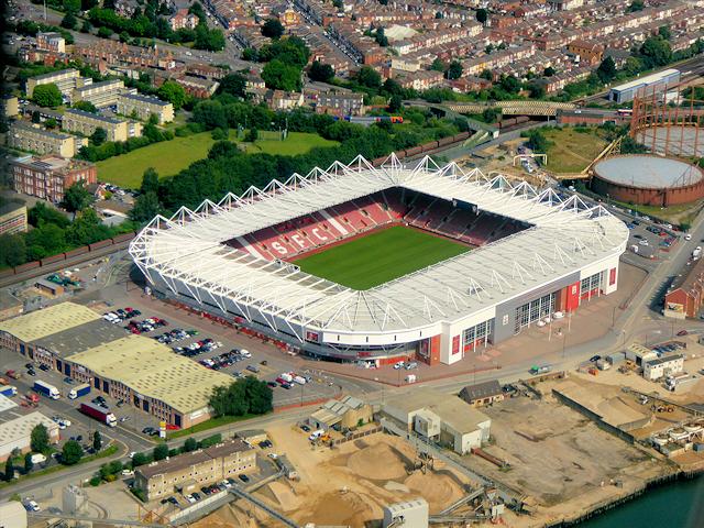 Saint Mary's Stadium