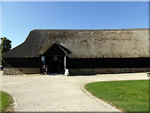 SU1070 : The Alexander Keiller Museum, Avebury by PAUL FARMER