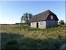 SU1070 : Thatched Barn, Avebury by PAUL FARMER