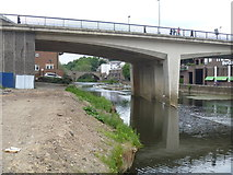 NZ2742 : The River Wear at Milburngate Bridge by Michael Dibb