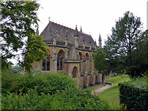 ST5071 : The Chapel, Tyntesfield by PAUL FARMER
