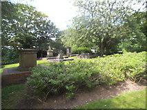 SO9496 : St Leonard's Churchyard by Gordon Griffiths