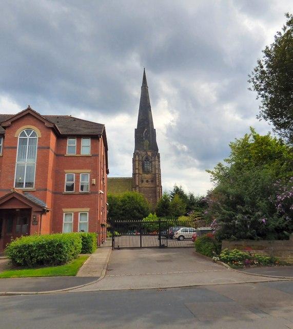 St Matthew's spire