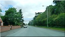SO8453 : Along Bromwich Road by Clint Mann