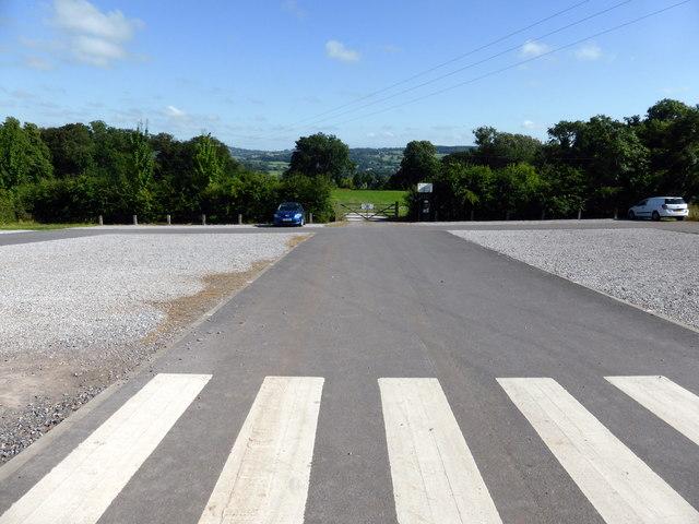 Car Park, Tyntesfield