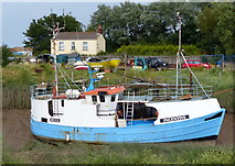 TA0623 : 'Incentive' moored at Barrow Haven by Mat Fascione