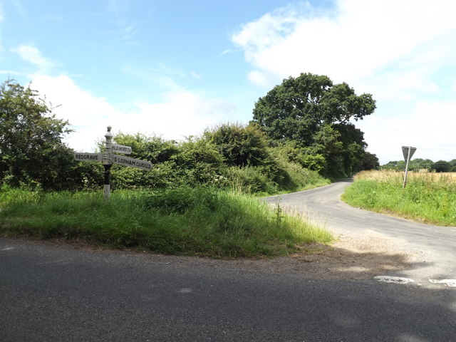Middle Road, Redgrave