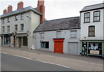 SO3014 : Vacant former Fortysix shop in Abergavenny by Jaggery