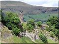 SK1482 : Peveril Castle by Stephen Burton