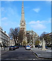 TQ2580 : St Peterburgh's Place, Bayswater, London by David Hallam-Jones
