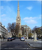 TQ2580 : St Peterburgh's Place, Bayswater, London by David Hallam-Jones