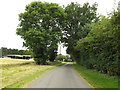 TM0379 : Middle Road, Blo Norton by Adrian Cable