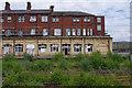 SJ7154 : Crewe station buildings by Ian Taylor