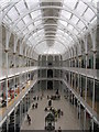 NT2573 : The Grand Gallery, National Museum of Scotland by M J Richardson