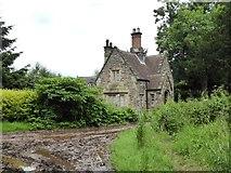 SJ8144 : Lymes Lodge by Jonathan Hutchins