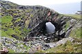 NB0000 : Natural Arch Taransay by JJM