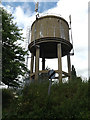 TM0382 : North Lopham Water Tower by Adrian Cable