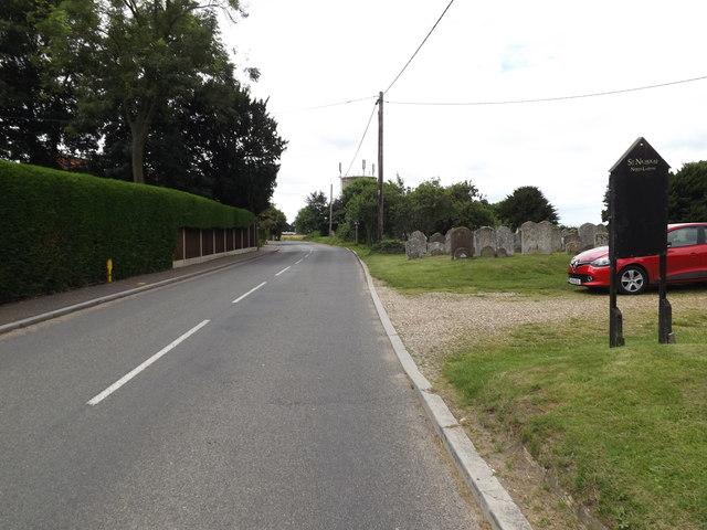 Church Road, North Lopham