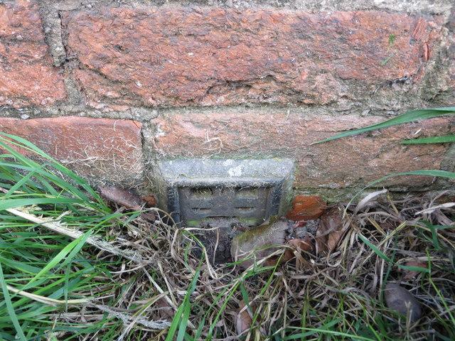 Ordnance Survey Flush Bracket G3871