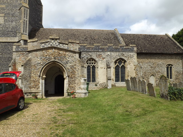 St.Nicholas's Church, North Lopham