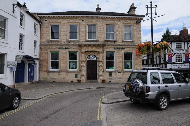 Lloyds Bank, Leominster © Philip Halling :: Geograph Britain and Ireland