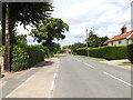 TM0383 : The Street, North Lopham by Adrian Cable