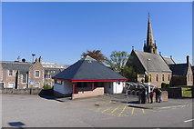 NN1073 : Viewforth Public Conveniences, Fort William by Tim Heaton
