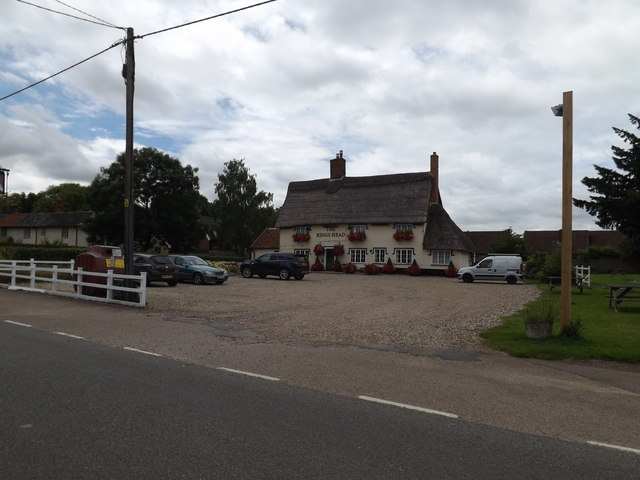 The Kings Head Public House, North Lopham
