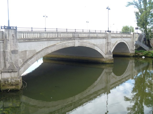Peterborough's bridges [1]