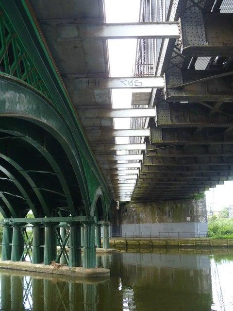 Peterborough's bridges [4]