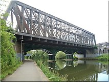 TL1998 : Peterborough's bridges [6] by Michael Dibb