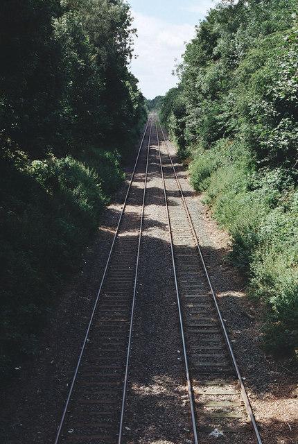 Leicester to Burton upon Trent Railway