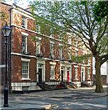 SJ3589 : 9-15 Sandon Street, Liverpool by Stephen Richards