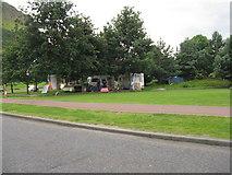 NT2673 : Still camping by M J Richardson