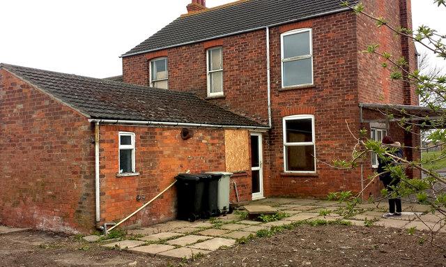 Heywood house in Seaholme Road