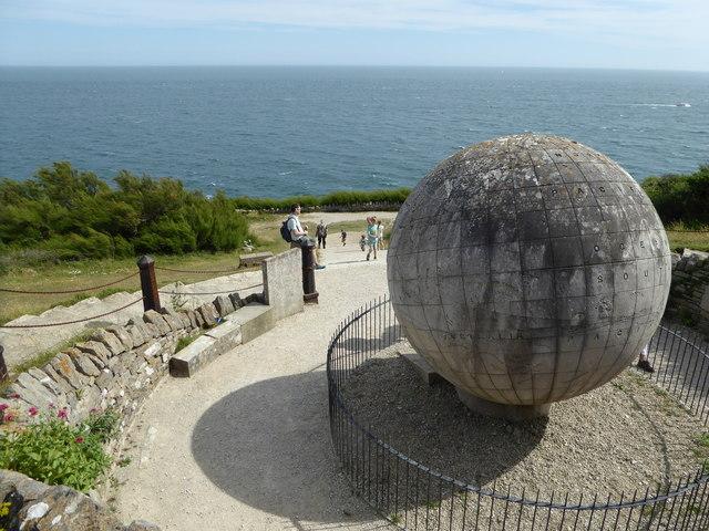 The Globe on Durlston Head